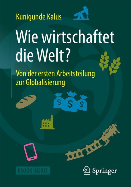 Cover of 'Wie wirtschaftet die Welt?'