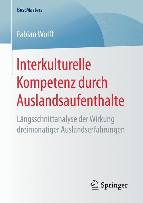 Cover of 'Interkulturelle Kompetenz durch Auslandsaufenthalte'