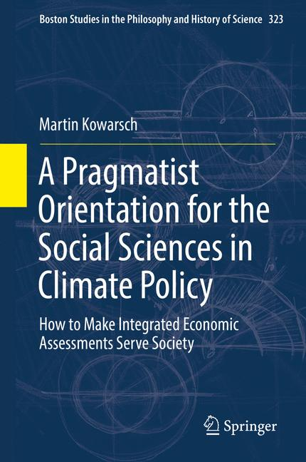 Cover of 'A Pragmatist Orientation for the Social Sciences in Climate Policy'