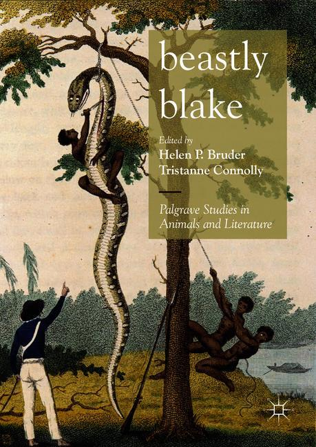 Cover of 'Beastly Blake'