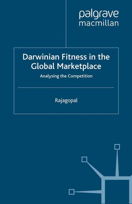 Cover of 'Darwinian Fitness in the Global Marketplace'