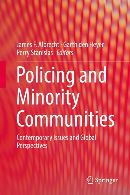 Cover of 'Policing and Minority Communities'