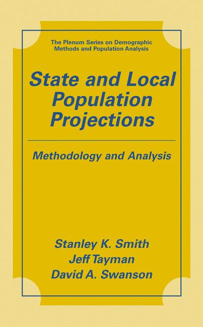 Cover of 'State and Local Population Projections'