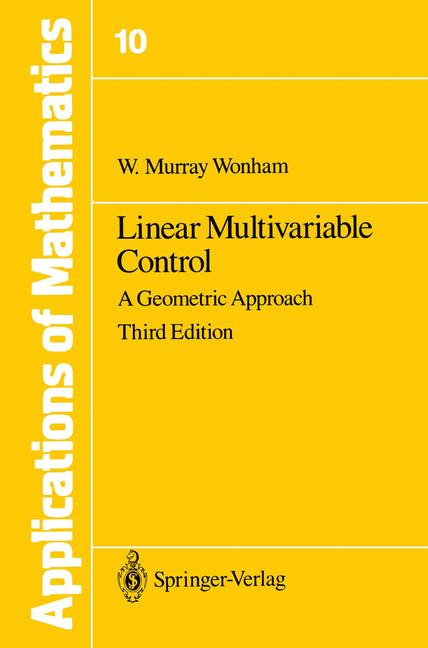 Cover of 'Linear Multivariable Control'