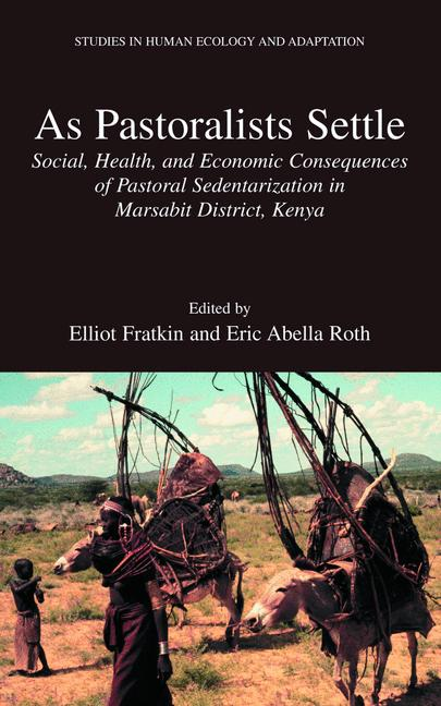 Cover of 'As Pastoralists Settle'