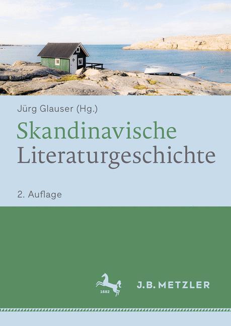 Cover of 'Skandinavische Literaturgeschichte'