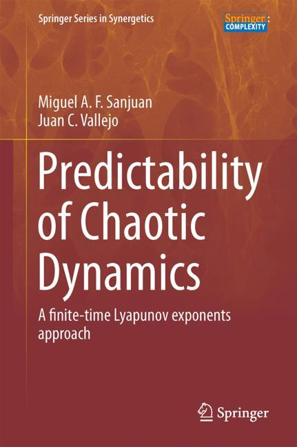 Cover of 'Predictability of Chaotic Dynamics'