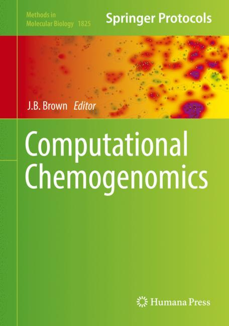 Cover of 'Computational Chemogenomics'