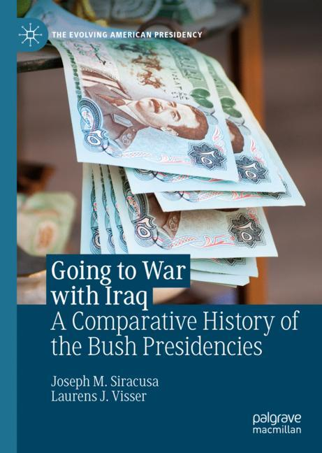 Cover of 'Going to War with Iraq'
