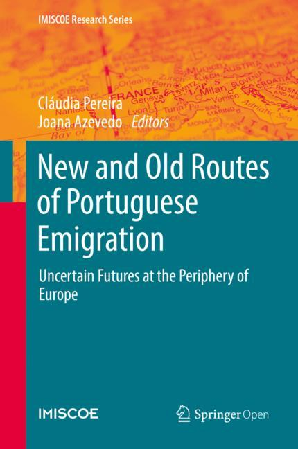 Cover of 'New and Old Routes of Portuguese Emigration'