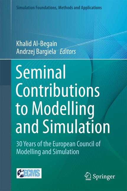 Cover of 'Seminal Contributions to Modelling and Simulation'
