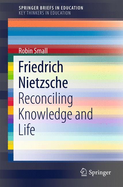 Cover of 'Friedrich Nietzsche'