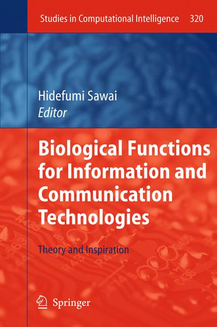 Cover of 'Biological Functions for Information and Communication Technologies'