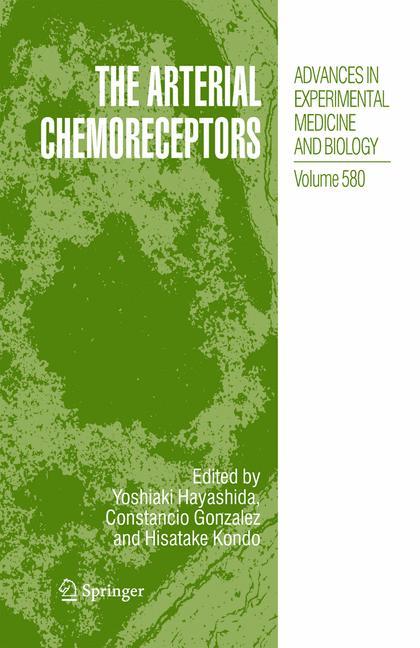 Cover of 'THE ARTERIAL CHEMORECEPTORS'