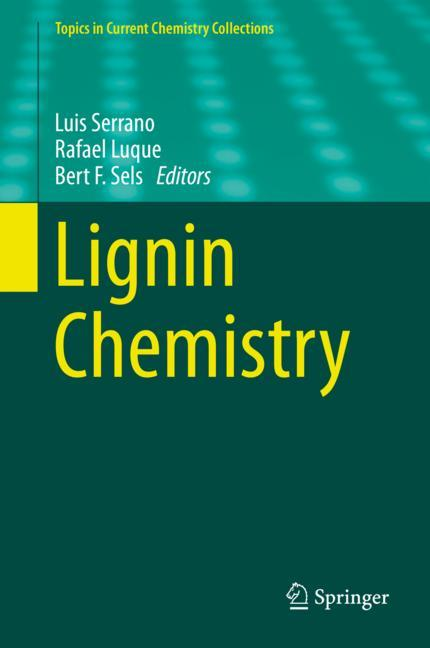 Cover of 'Lignin Chemistry'