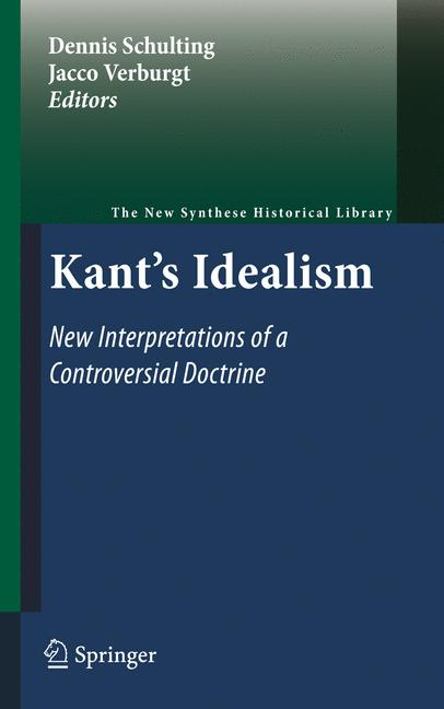 Cover of 'Kant's Idealism'