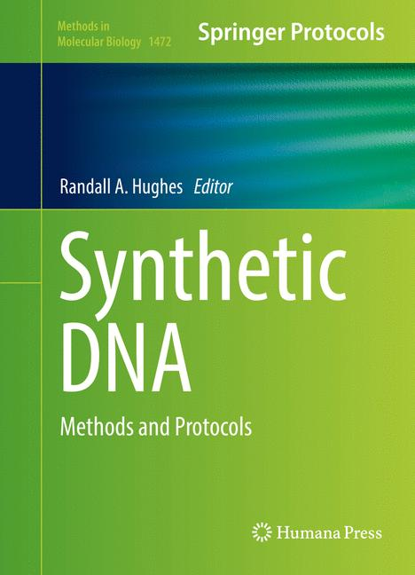 Cover of 'Synthetic DNA'