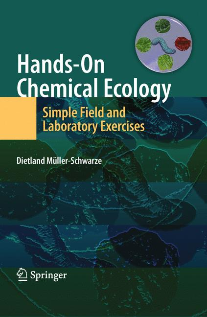 Cover of 'Hands-On Chemical Ecology'