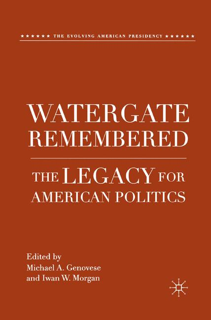 Cover of 'Watergate Remembered'
