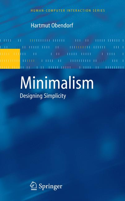Cover of 'Minimalism'