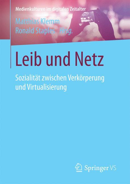 Cover of 'Leib und Netz'