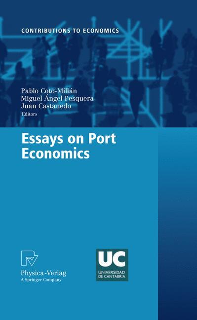 Cover of 'Essays on Port Economics'