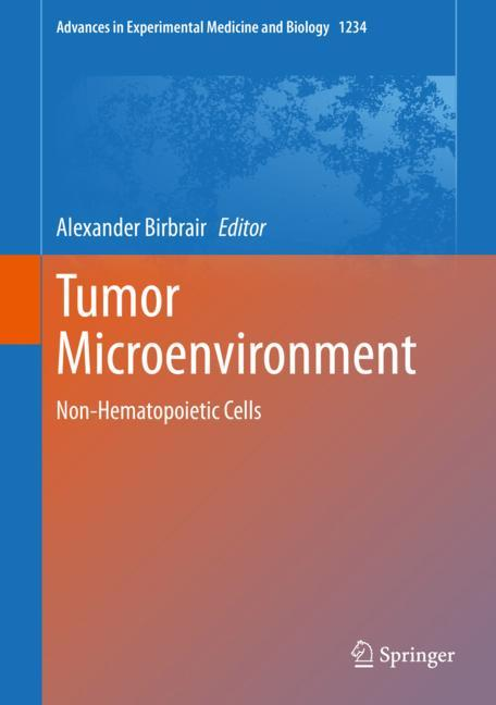 Cover of 'Tumor Microenvironment'