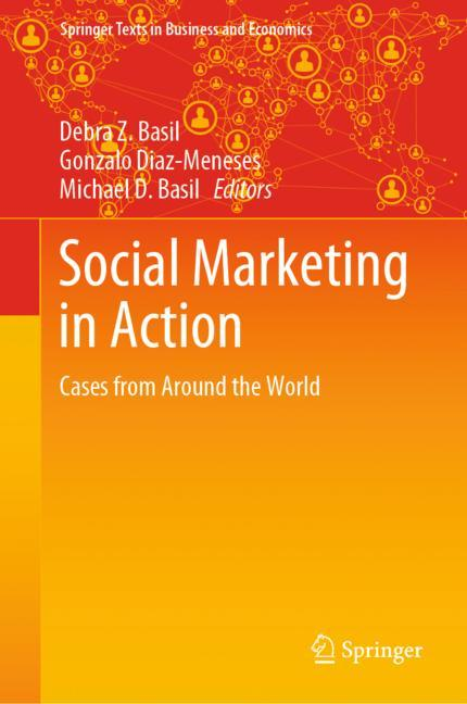Cover of 'Social Marketing in Action'