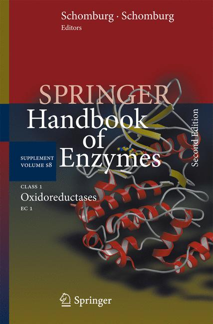 Cover of 'Class 1 Oxidoreductases'