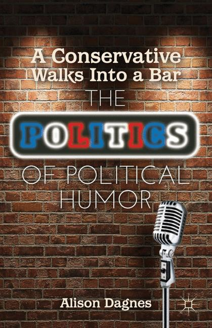 Cover of 'A Conservative Walks Into a Bar'
