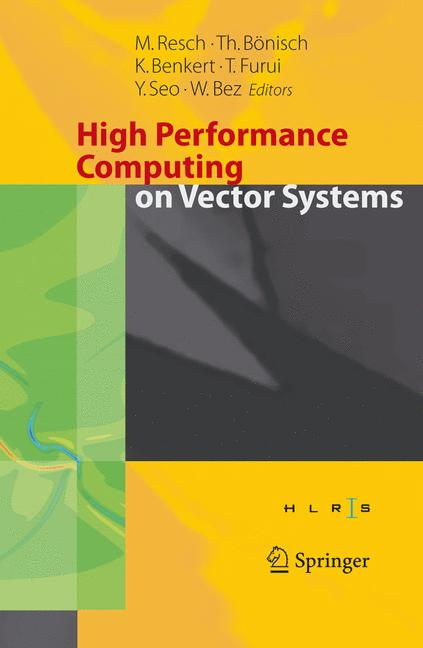 Cover of 'High Performance Computing on Vector Systems'