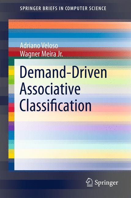 Cover of 'Demand-Driven Associative Classification'