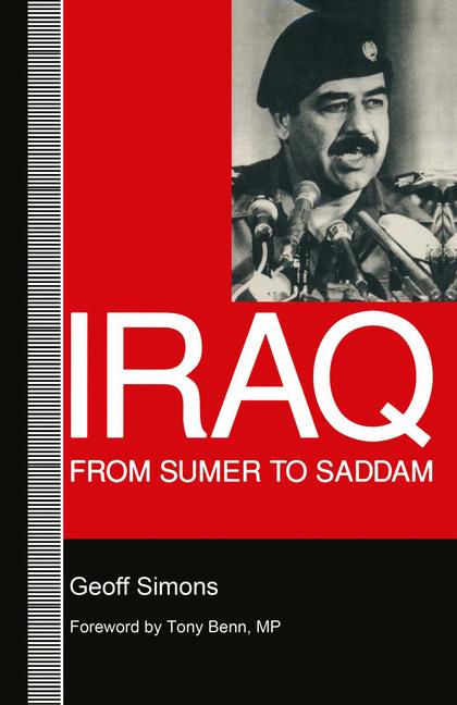 Cover of 'Iraq: From Sumer to Saddam'