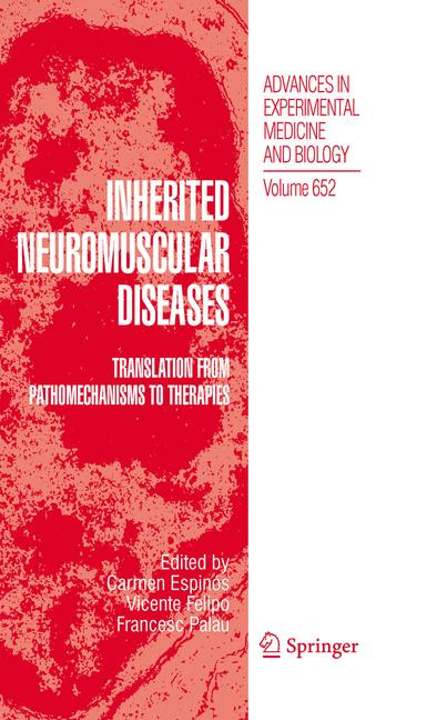 Cover of 'Inherited Neuromuscular Diseases'