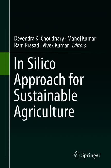 Cover of 'In Silico Approach for Sustainable Agriculture'