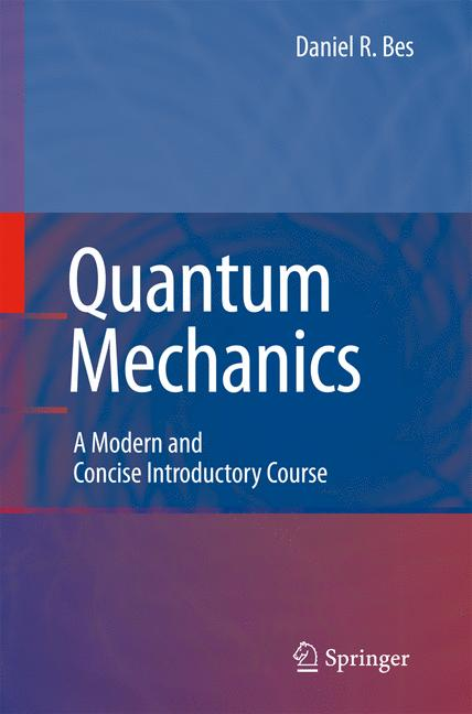 Cover of 'Quantum Mechanics'