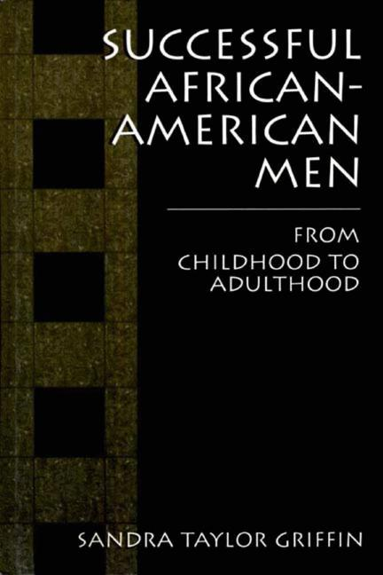 Cover of 'Successful African-American men'