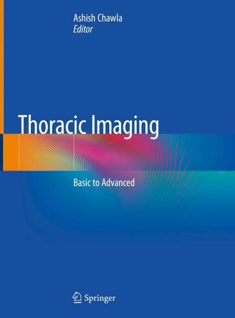 Cover of 'Thoracic Imaging'