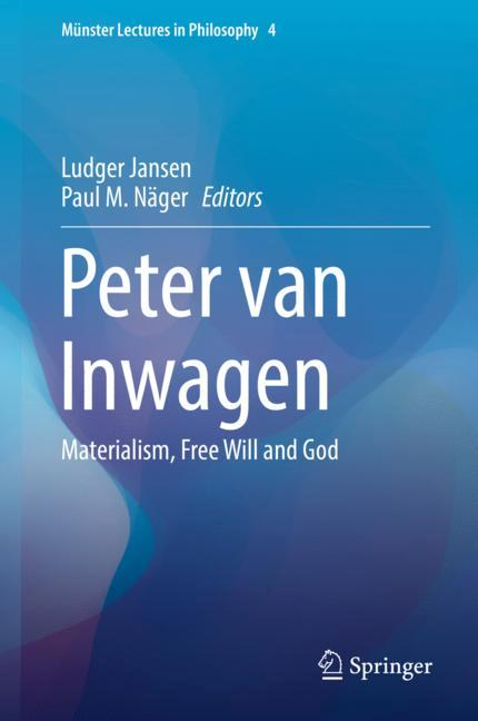 Cover of 'Peter van Inwagen'