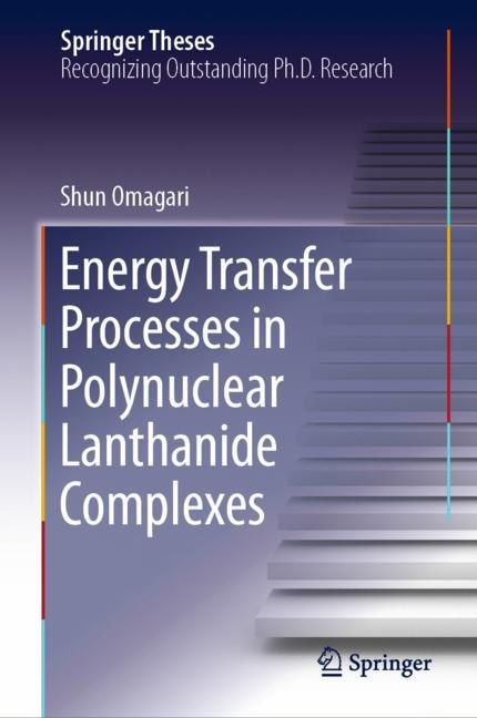 Cover of 'Energy Transfer Processes in Polynuclear Lanthanide Complexes'