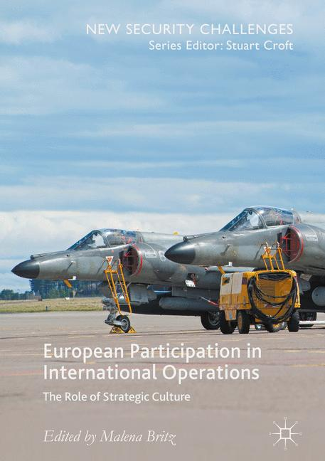 Cover of 'European Participation in International Operations'