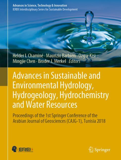 Cover of 'Advances in Sustainable and Environmental Hydrology, Hydrogeology, Hydrochemistry and Water Resources'