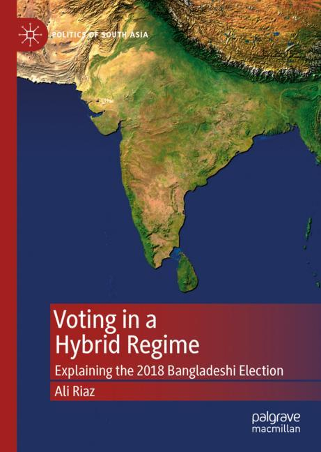 Cover of 'Voting in a Hybrid Regime'