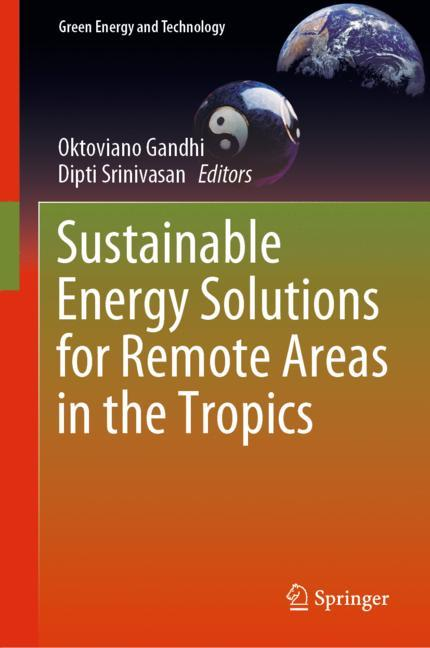 Cover of 'Sustainable Energy Solutions for Remote Areas in the Tropics'