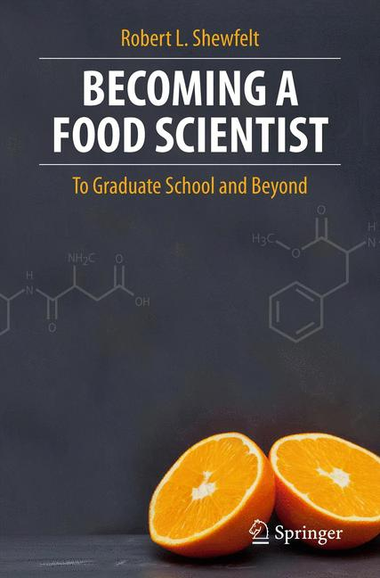 Cover of 'Becoming a Food Scientist'