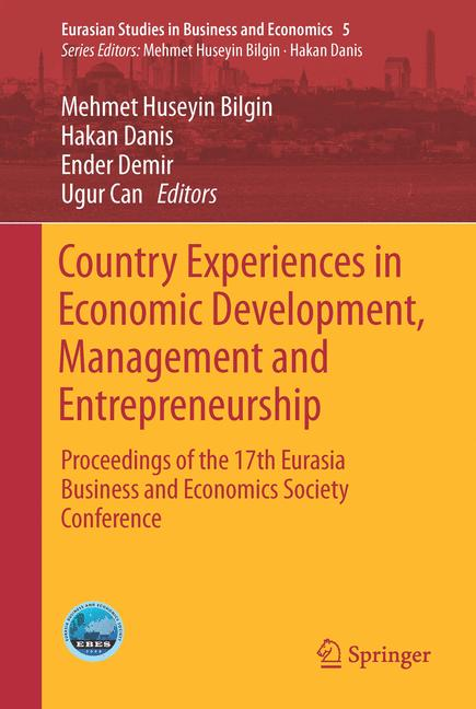 Cover of 'Country Experiences in Economic Development, Management and Entrepreneurship'