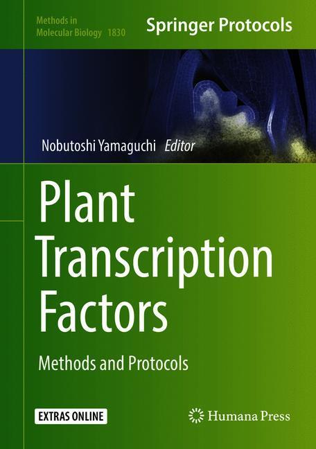 Cover of 'Plant Transcription Factors'
