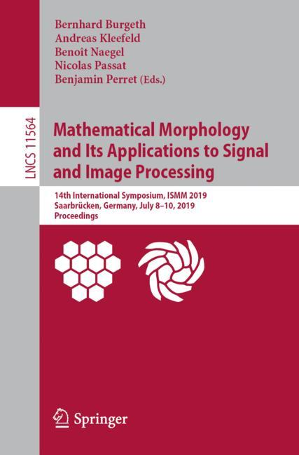 Cover of 'Mathematical Morphology and Its Applications to Signal and Image Processing'