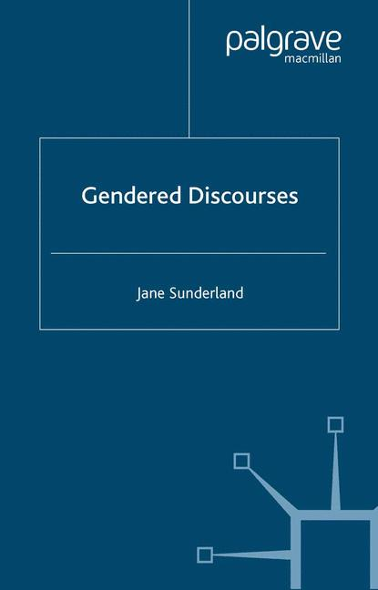 Cover of 'Gendered discourses'