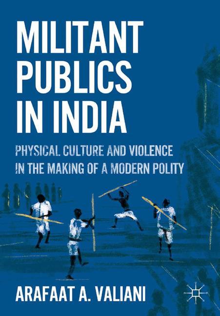 Cover of 'Militant Publics in India'